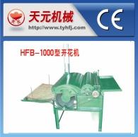 Flor tipo de máquina HF-1000