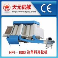 HF-1000 Tipo de abridor de guarnição