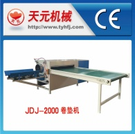 Tipo máquina do carretel pad JDJ-2000