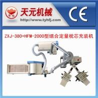 ZXJ-380 + HFM-2000-tipo de composição quantitativa Máquina Pillow